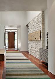 finest long rug with wall sconces entry modern and front door with front hall rugs