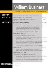 Best Solutions Of Sample Resume Hotel General Manager Resume