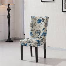Design Floral Dining Room Chairs  Floral Dining Room Chairs - Dining room chairs blue