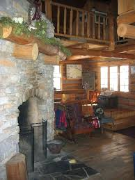 cedar log fireplace mantels carved gany