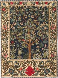 william morris tree of life wall