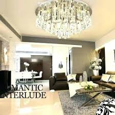 low ceiling lighting ideas great chandelier
