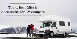 37 best gifts for rv cers