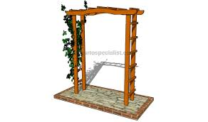 Small Picture Garden Trellis Plans Gardens and Landscapings Decoration
