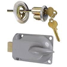 garage door locksIDEAL Security Garage Door LockSK7160  The Home Depot