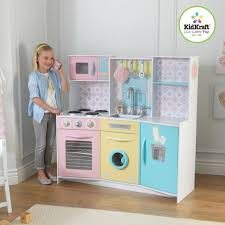 Pastel Kitchen Kidkraft Sweet Treats Pastel Play Kitchen Set