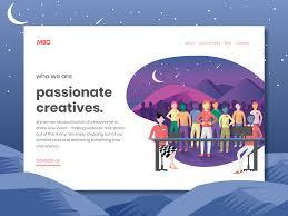 Matt S Web Design Mb Creative Design Agency Website About Us Page By Matt
