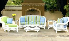 wicker furniture cushions and st replacement cushions outdoor wicker chair cushion covers