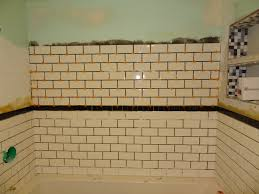 bathroom remodel tile ideas. Amusing Bathroom Remodeling With Bullnose Tile Subway For Wall Mounted Ideas Remodel