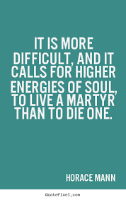Picture Quotes From Horace Mann QuotePixel Extraordinary Horace Mann Quotes