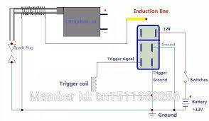 dc cdi circuit diagram dc image wiring diagram cdi wiring diagram wiring diagram schematics baudetails info on dc cdi circuit diagram