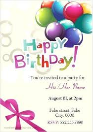 Microsoft Word Invitation Templates Free Download Microsoft Word Templates For Invitations Birthday Invitation