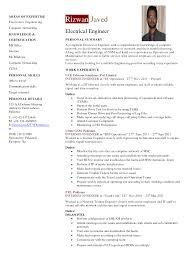 Cv Format For Engineer Filename Heegan Times