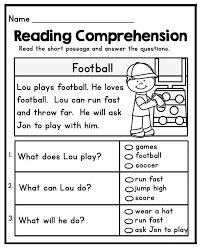 Learn at home grade 1. Grade Reading Comprehension Image Ideas Worksheets Phonics Passageson Answers 4th 3rd Liveonairbk
