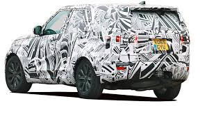 2016's most wanted: 10) Range Rover's 'X3' and 11) Land Rover ...