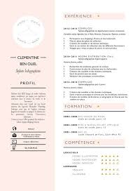 After Pictures Of Fashion Resume Templates - Design Portfolio ...