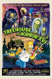 The Simpsonsu0027 Treehouse Of Horror 20The Simpsons Treehouse Of Horror 20
