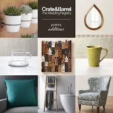 crate and barrel living room ideas. Crate Barrel Wedding Registry Home Decor Art Furniture Gifts For Bride Groom And Living Room Ideas I