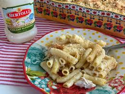 Bertolli Light Alfredo Sauce Cheesy Chicken Baked Ziti Alfredo