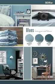 Light Blue Behr Colorfully Behr Blue Color Categories