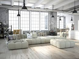 Living Room Settings Get The Perfect Inspiration Settings For An Industrial Lounge Room