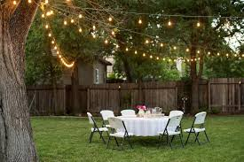 Outside Lighting Ideas For Parties DIY Outdoor Lighting Outside Ideas For Parties D