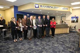 Washington Trust Bank Customer Service News Washington Trust Holds Ribbon Cutting For Newest Branch In
