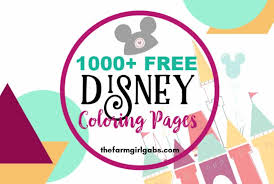 Disney frozen movie coloring book. 1000 Free Disney Coloring Pages For Kids