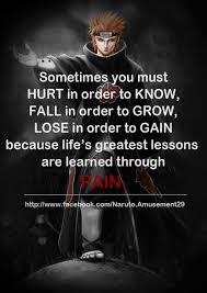 Naruto Inspirational Quotes QuotesGram All Things Naruto Gorgeous Naruto Motivational Quotes