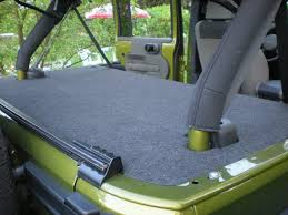 homemade rear cargo trunk for 48