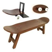 cool skateborad furniture | Homemydesign | Pinterest | Furniture ideas, Men  cave and Room