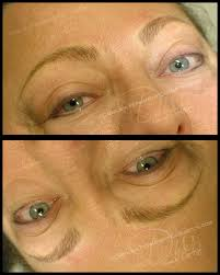 brush strokes permanent makeup microblading cosmetics they look so very real go from no eyebrows to real looking brows again charlotte nc concord nc