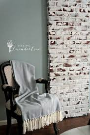 Faux Exposed Brick Best 10 Brick Paneling Ideas On Pinterest Faux Brick Walls