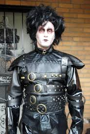 ken byrne as edward scissorhand cincinnati makeup artist jodi byrne 2
