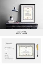 Corporate Certificate Template Corporate Modern Word Multipurpose Certificate Template 24 15