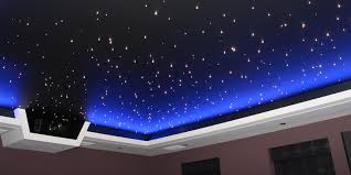 Fiber Optic Light Projector Starry Sky Ceiling Night Sky Ceiling Lights Stars