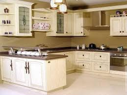 white painted kitchen cabinets. Captivating Antique White Painted Kitchen Cabinets Painting