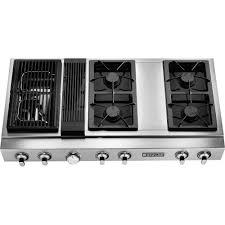gas cooktop with downdraft. Jenn-Air JGD8348CDP Pro-Style\u0026reg 48\ Gas Cooktop With Downdraft N