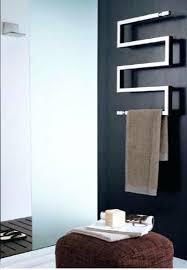 modern towel rack. Modern Towel Rack Bathroom Bars W Regarding Decor Wood . E