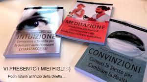 Marco Cattaneo REIKI WAY - VI PRESENTO I MIEI TRE FIGLI :-) LIVE