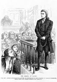Salem Witch The Witchcraft Trial Of Reverend George Burroughs