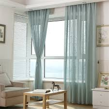 Window Treatment For Living Room Linen Curtains Customized Multicolor Thicken Window Treatments