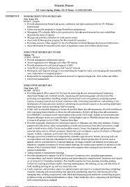 Modern Executive Assistant Resume Executive Secretary Resume Samples Velvet Jobs