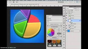 3d Chart Software Free Download Tutorial 3d Pie Charts Generator Photoshop Cs5 Panel