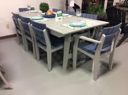 9 Piece MAD Dining Set by Seaside Casual