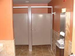 Public Bathroom Stall ASSOCIATED PRESS Public Bathroom Stall D