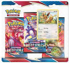 Pokémon 80822 Pokemon Tcg Battle Styles 3