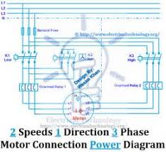 3 phase start stop switch wiring diagram images start stop switch wiring diagram 2 speeds 1 direction 3 phase motor power and control