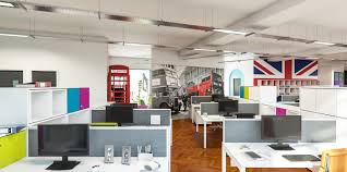 latest office design. Tangle Teezers\u0027 Latest Office Design At Brixton Academy | Oaktree Interiors