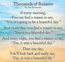 Its A Beautiful Day Quotes Best of If Every Morning You Can Find A Reason To Say Yes It's Going To